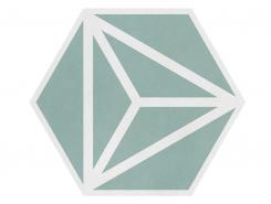 Плитка VARADERO Mint 19,8x22,8 см