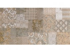 Плитка Sakhir Sand Dec Patchwork 60x120