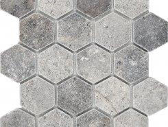 Hexagon VLg Tumbled 64X74 (305X305X8)
