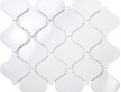 Latern White Glossy (DA40015/DL1001) 246х280х6