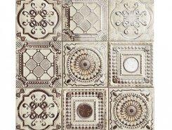 Плитка Декор ANTICATTO WHITE (mix) 20*20