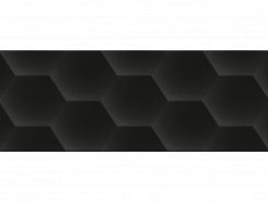 Плитка GEOM BLACK 20*60