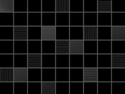 Плитка Мозаика MOSAICO BLACK 31,6*31,6