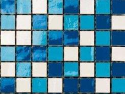 Плитка Мозаика MOSAICO CRISTALL AZ/BO/BL 30*30