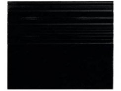 Плитка Цоколь BATT. DIAMANTE NERO 12*15