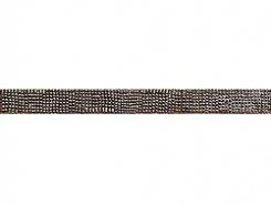 Плитка СБ488 Бордюр DOM KHADI DKHC00 CORNICE METALLO 3*33.3