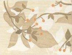 Декор Begonia beige inserto A 25х33,3
