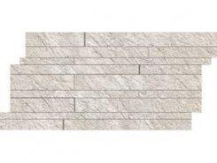 Керамогранит Muretti Percorsi Quartz White 10.5х45