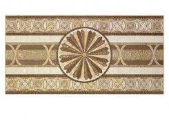 Cenefa 5008 Ivory 25x50