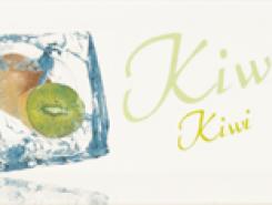 Decor Ice Kiwi Декор 10x20