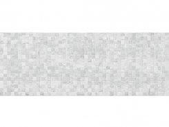 Плитка 60112 Glossy мозаика серый 20х60