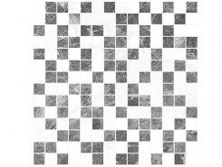Плитка Crystal серый+белый 30х30