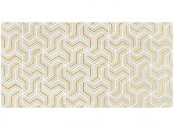 Плитка Декор Crystal Fractal бежевый 30х60