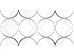 Плитка Декор Crystal Resonanse белый 30х60