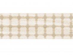 Плитка Декор Glossy бежевый 20х60