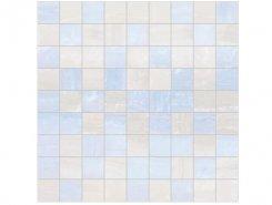 Плитка Diadema голубой+белый 30х30