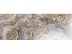 Плитка Goldy серый 25х75
