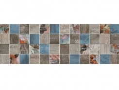 Плитка MM11191 Декор Country мозаичный тёмный 20х60