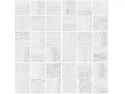 Мозаика Forest белый 30х30