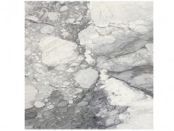 Плитка CR.ILLUSION SNOW leviglass Rect. 75x75