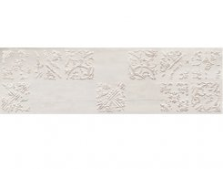 DECOR ARTISAN WHITE REC-BIS 29x100