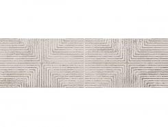 Плитка DECOR CAPRI WHITE Rect. 29x100