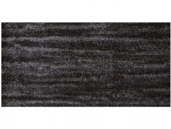 Плитка Декор Metallica чёрный 25х50