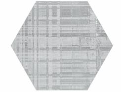 Плитка Hex 25 Skyline Grey (Mix) 25x22