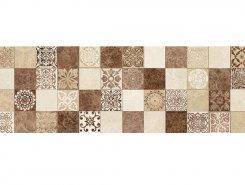 Плитка Libra мозаика коричневый 17-30-11-486 20х60