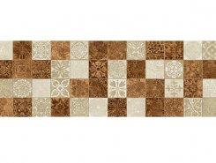 Плитка Libra мозаика оранжевый 17-30-35-486 20х60