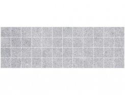 Плитка MM60108 Декор Mason мозаичный серый 20х60