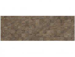 Плитка 60054 Royal коричневая мозаика 20х60