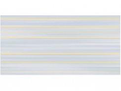 Плитка Декор Spring Race голубой 25х50