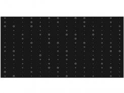 Плитка Декор Tabu Discrete чёрный 30х60