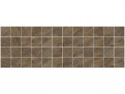 Плитка MM60072 Royal Декор мозаичный коричневый 20x60
