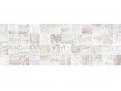 MM60114 Декор Sweep мозаичный белый 20х60