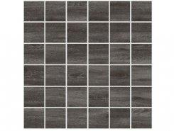 Мозаика Timber чёрный 30х30