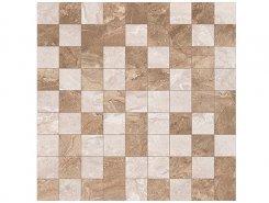 Плитка Polaris коричневый+бежевый 30х30