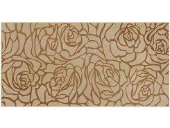 Плитка Serenity Rosas Декор коричневый 08-03-15-1349 20x40