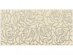 Плитка Serenity Rosas Декор кремовый 08-03-37-1349 20x40