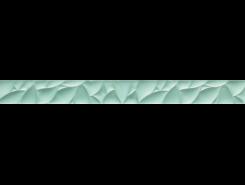 Плитка Бордюр Esten Listwa szklana Silver 4,8х59,5