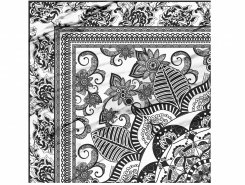 Calacatta Roseton 45x45