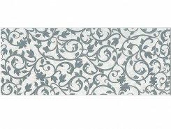 Плитка Декор Oxford 3 white 20x50