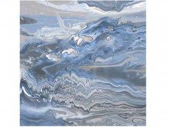 Плитка Ebru Blue 66x66