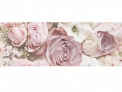 Плитка Glamour Flower A 25x75