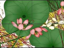 Плитка Lotus Panno (компл из 4-х шт) 60x90