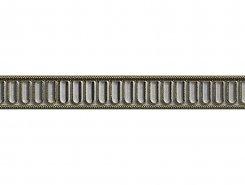 Плитка Бордюр Moldura Leonora Oro-Beige 3x25