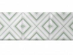 Плитка Deco Samba Verde 21,4х61