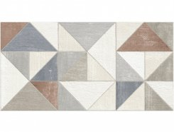 Плитка Decor Geom Colors 34x66,5