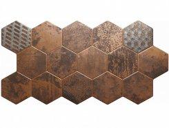 Hive Cobre 45,5x90